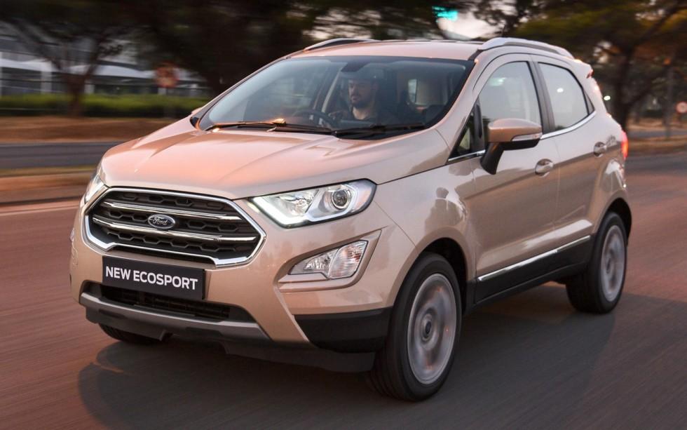 Провалившийся на многих рынках субкомпактный паркетник EcoSport стал самой продаваемой моделью Ford в Индии: ежемесячно продается порядка пяти тысяч экземпляров.
