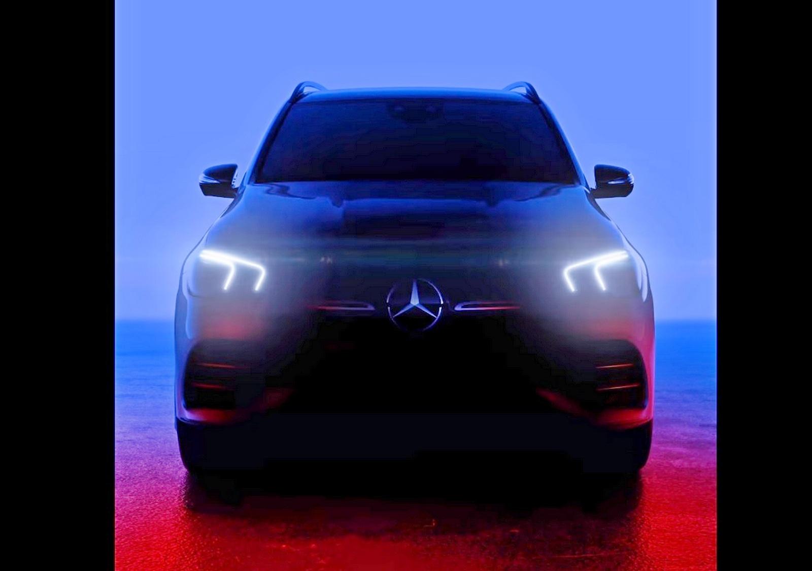 Раскрыт дизайн нового Mercedes-Benz GLE, сборку которого наладят в России