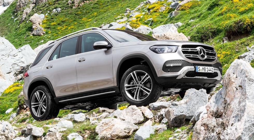 Mercedes-Benz GLE (BR167) 2018