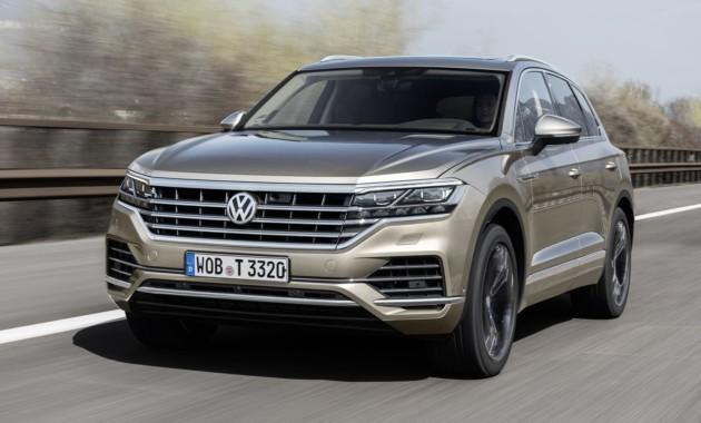 Названы результаты краш-тестов ENCAP для VW Touareg и Ауди A6