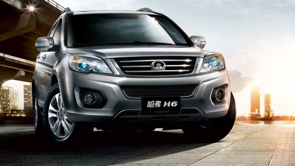 11Great Wall Hover H6 '08.2011–н.в.