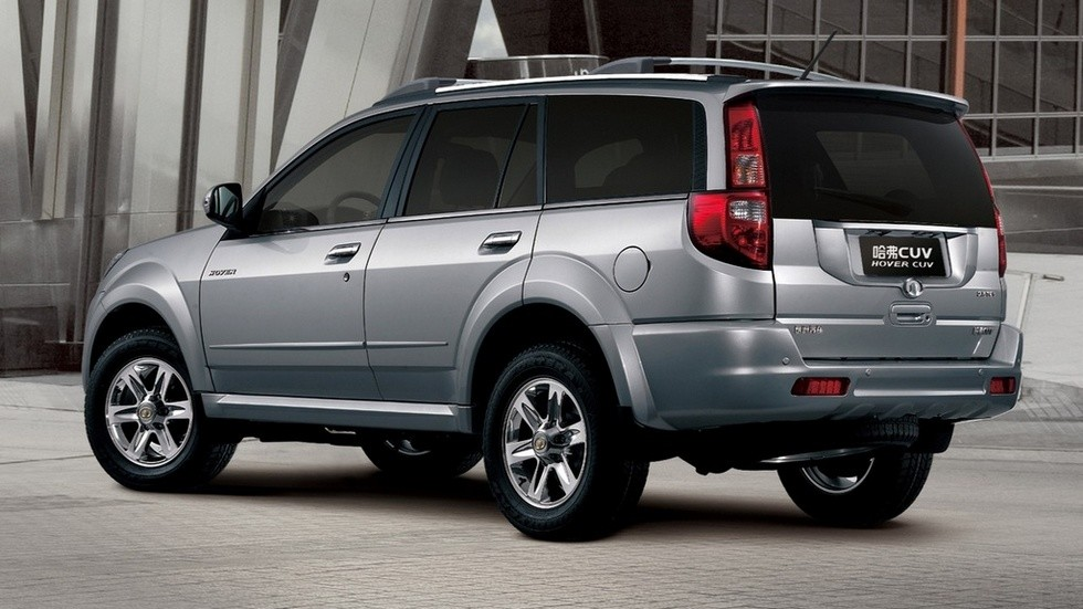 17Great Wall Hover '2005–10