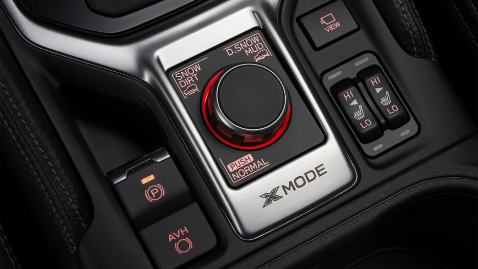 Subaru Forester SK X mode