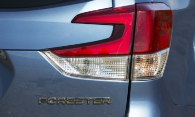 Чемодан без ручки: тест-драйв и технический обзор Subaru Forester SK