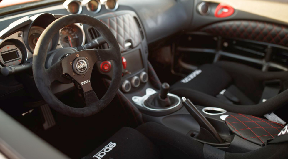 Nissan 370Z пережил пересадку «сердца» ещё до смены поколений