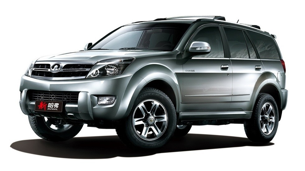 3Great Wall Hover '2005–10