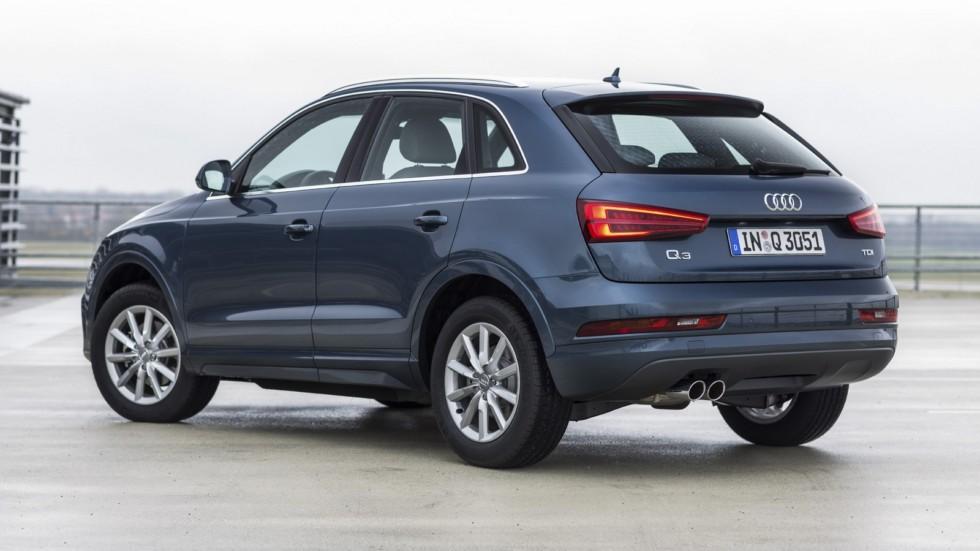 Audi Q3 2.0 TDI (8U) '2015–н.в.