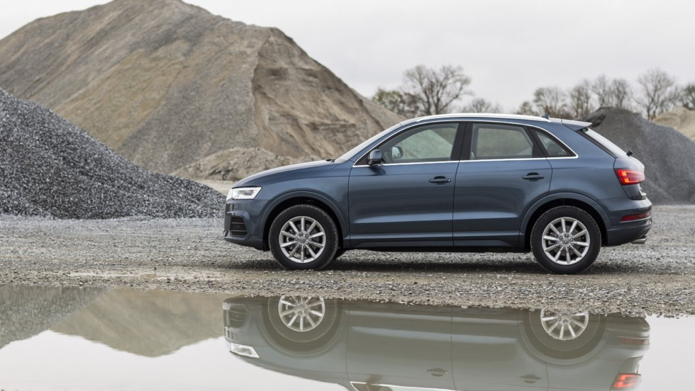 Audi Q3 2.0 TDI Worldwide (8U) '2015–н.в.