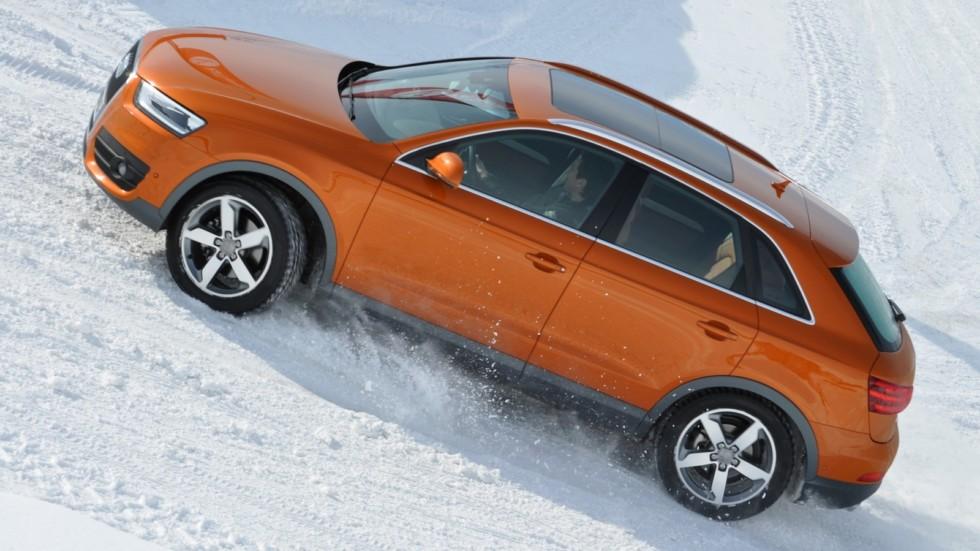 Audi Q3 2.0 TFSI quattro (8U) '2011–15