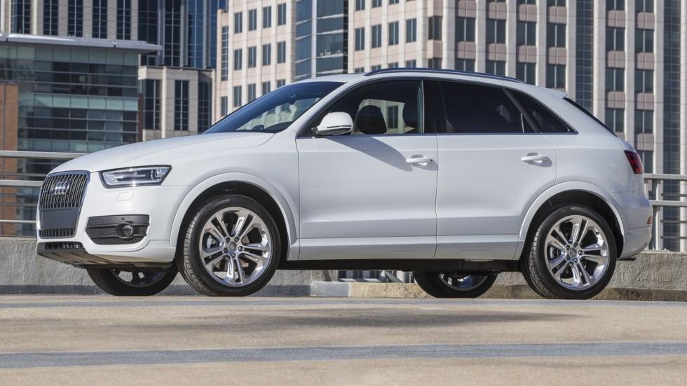Audi Q3 2.0 TFSI quattro (8U) '2011–15ч