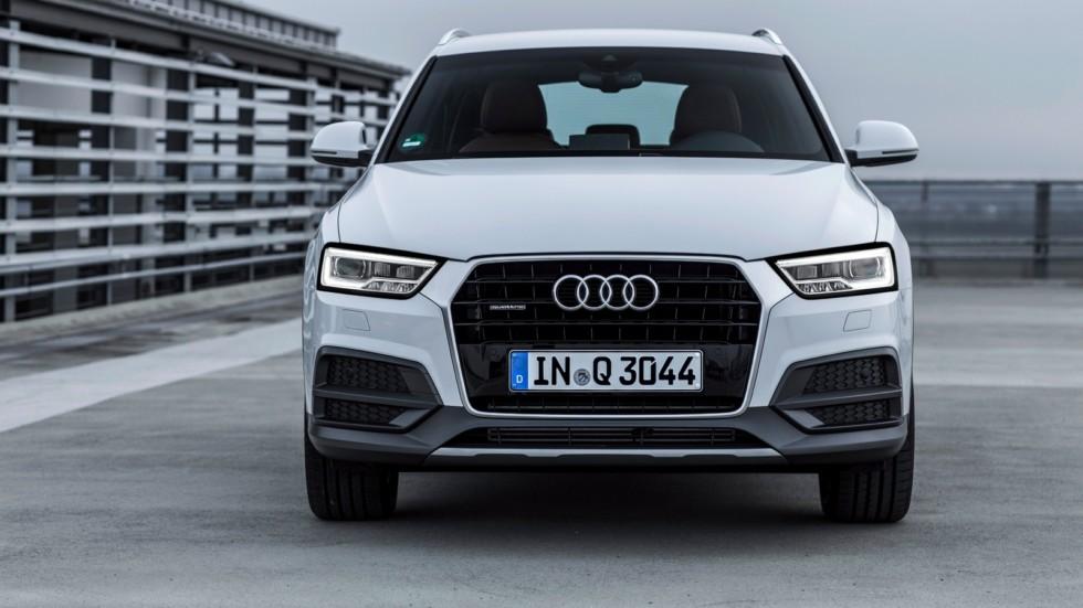 Audi Q3 2.0 TFSI quattro Worldwide (8U) '2015–н.в.