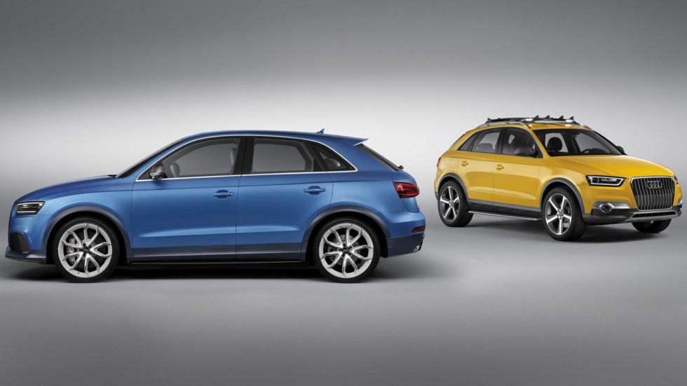 Audi Q3 (8U) '2011–15