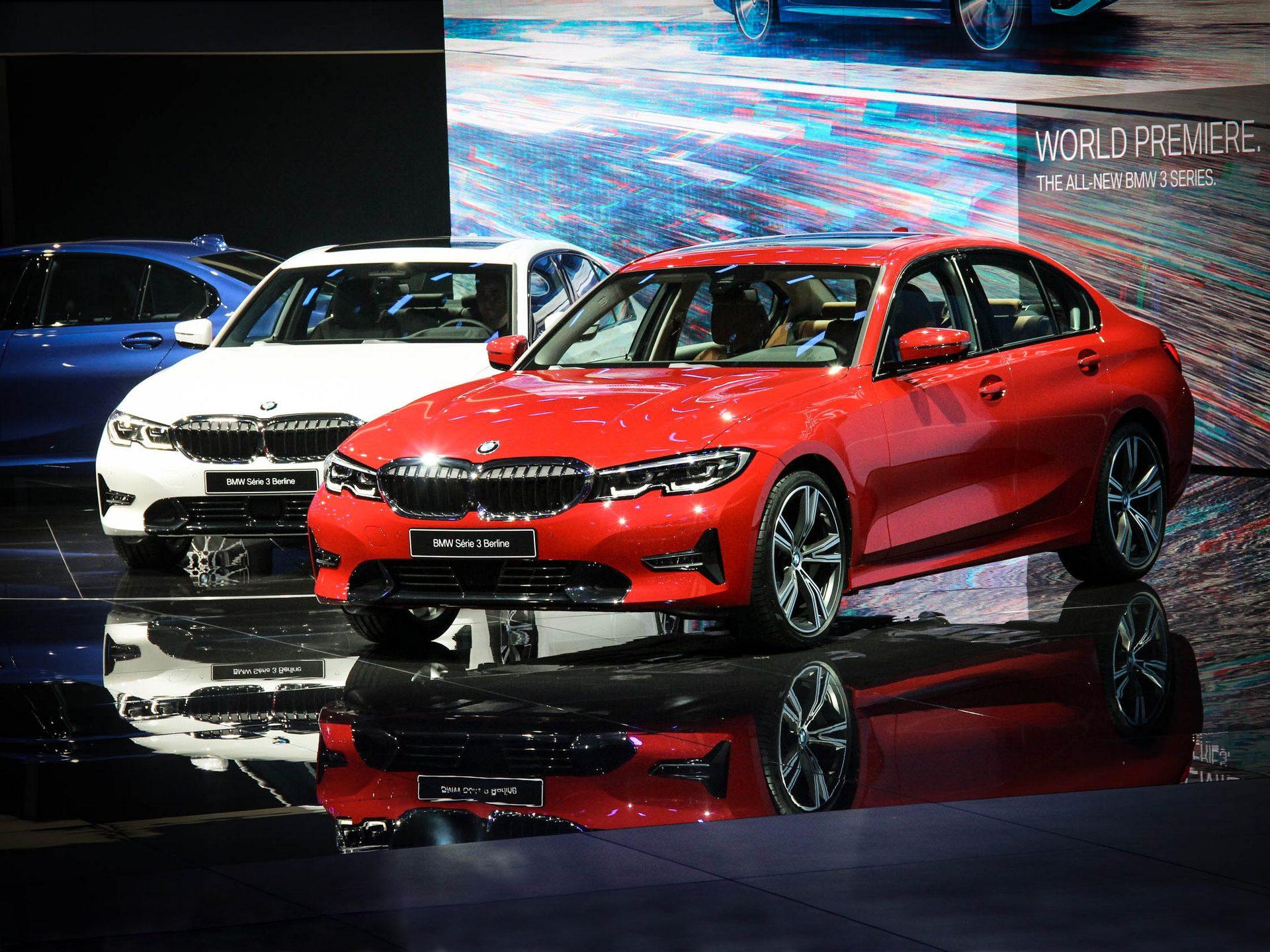 661f1923 Премьера новой BMW 3 Series (G20): обзор и видео - Колеса.ру