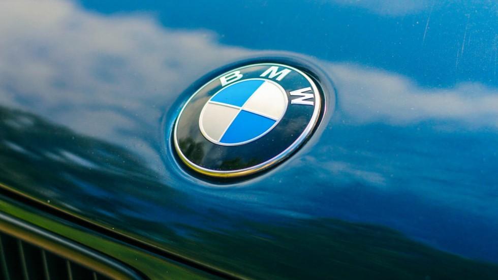 BMW 5 серии E34 шильдик