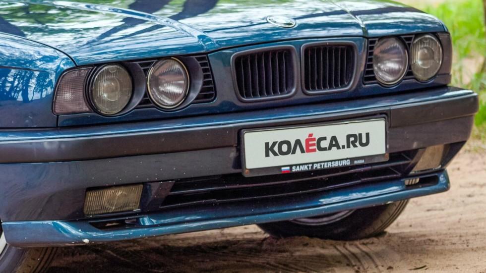 BMW-5-серии-E34-спереди-(3)