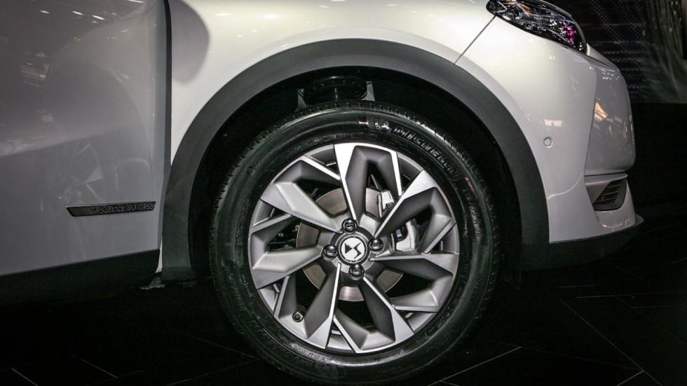 DS3 Crossback колесо