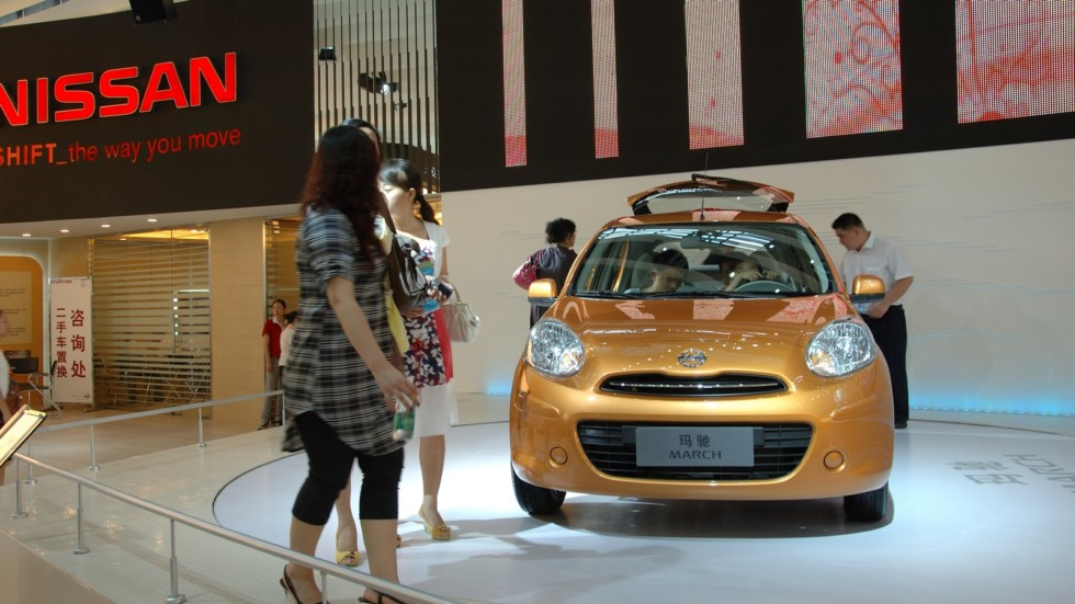 Auto Show in China, Shenzhen