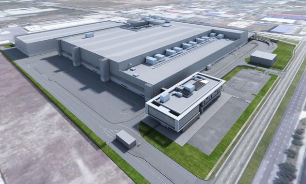 Dyson начнет производить электромобили нановом заводе вСингапуре