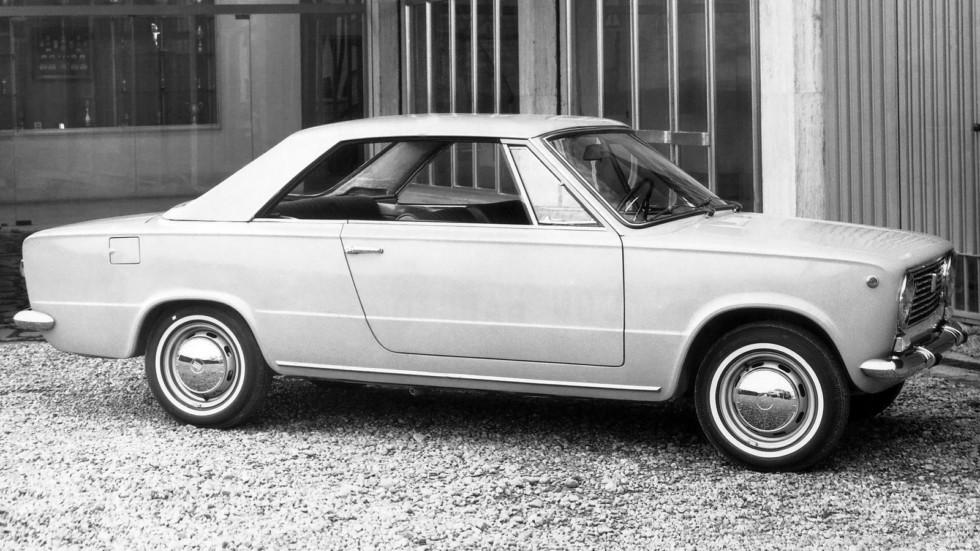 Fiat 124 Cabriolet C4 '1966с