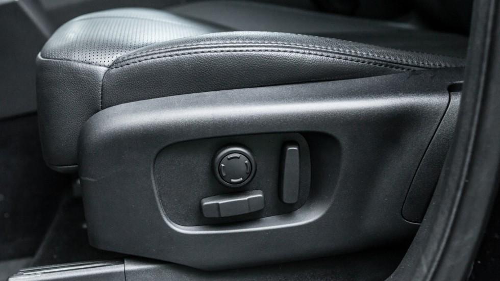 Land Rover Discovery регулировка сидения (1)