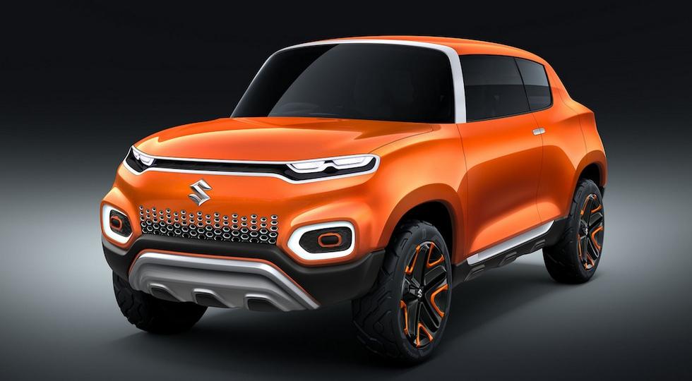 Концепт Maruti Suzuki Future-S