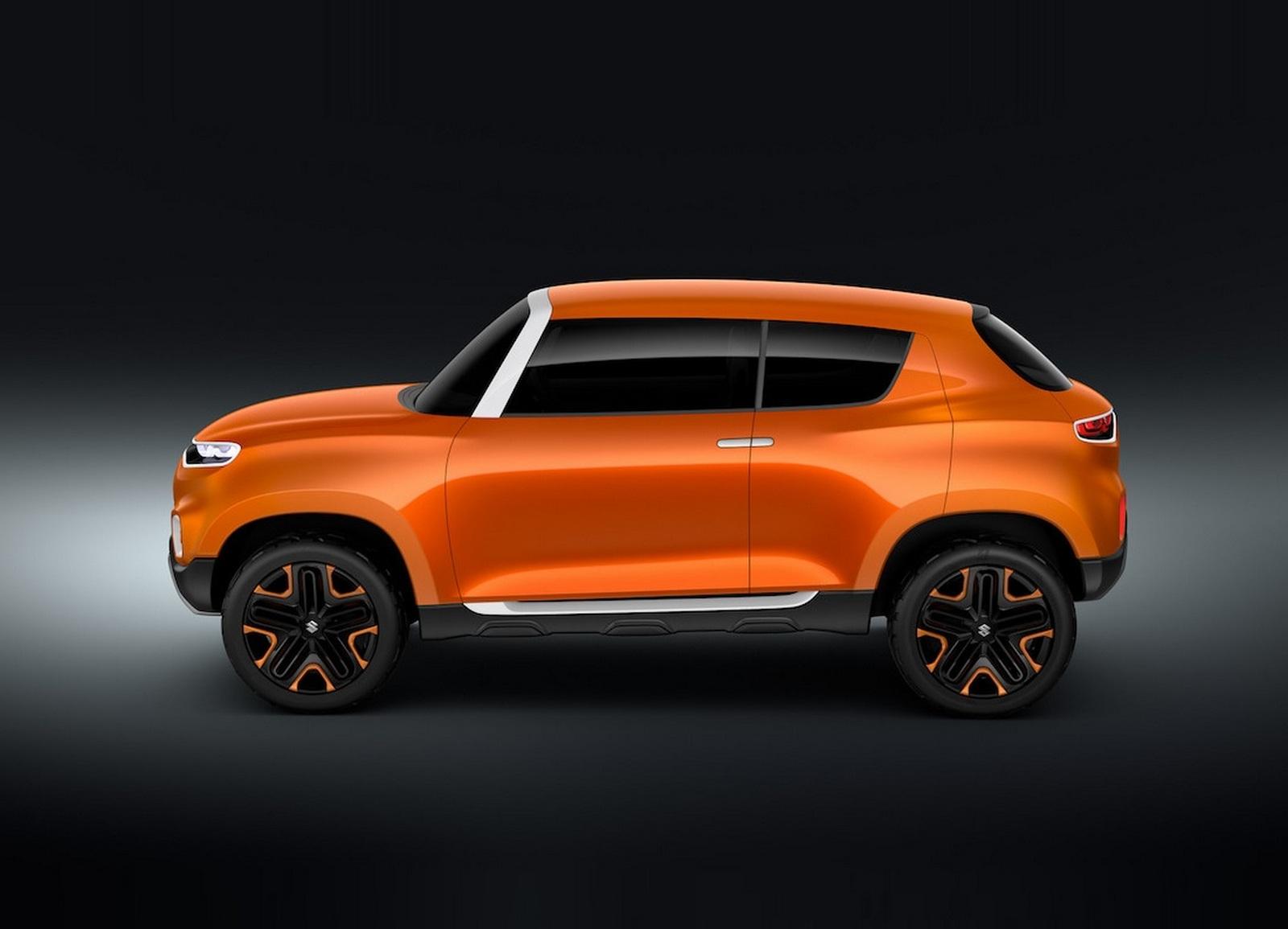 У Suzuki будет новый хэтч и компактный кроссовер