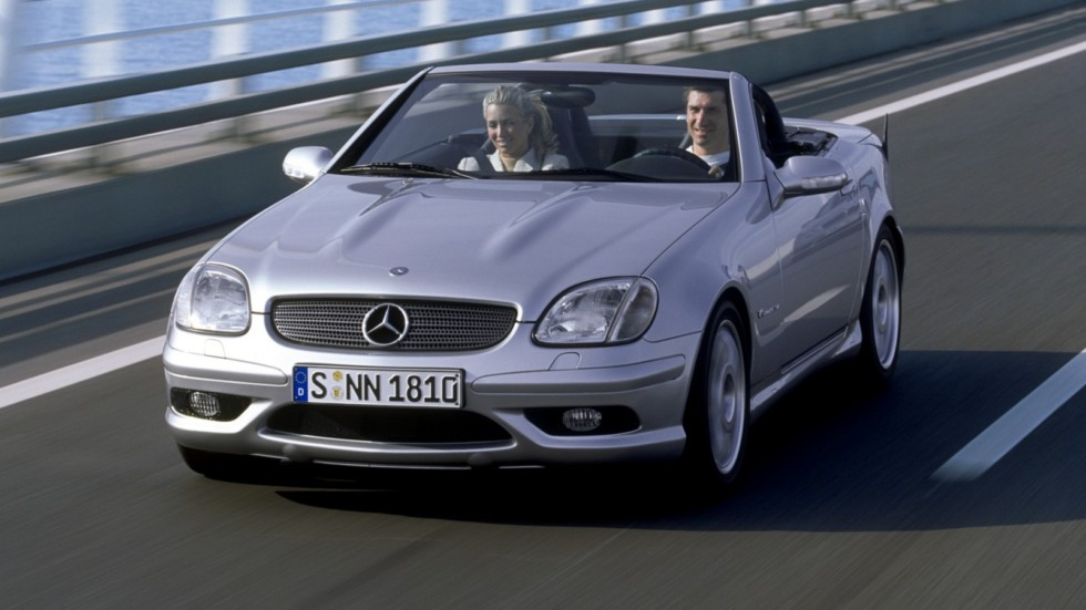 Mercedes-Benz SLK 32 AMG Worldwide (R170) '2001–04