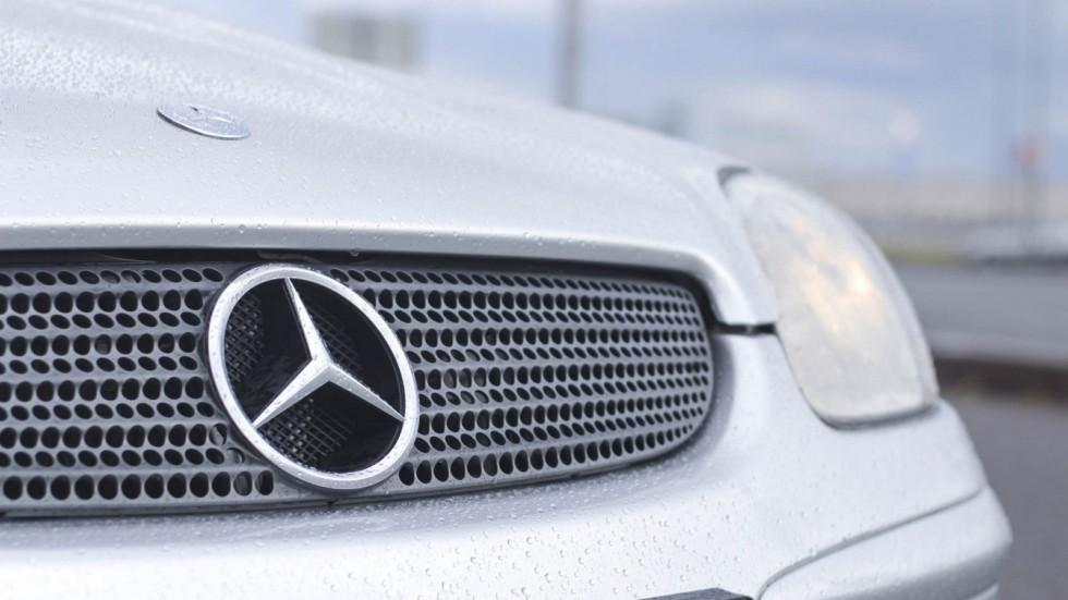 Mercedes-Benz SLK эмблема (1)