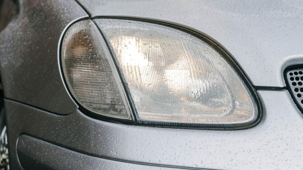 Mercedes-Benz SLK фара