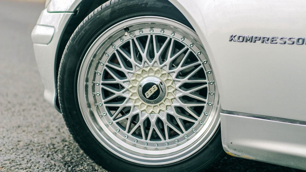 Mercedes-Benz SLK колеса