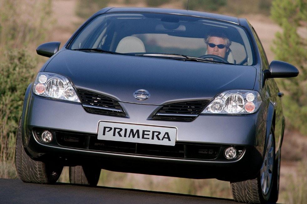 Nissan Primera Hatchback (P12) '2002–08ч