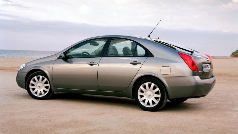 Nissan Primera Hatchback (P12) '2002–08з