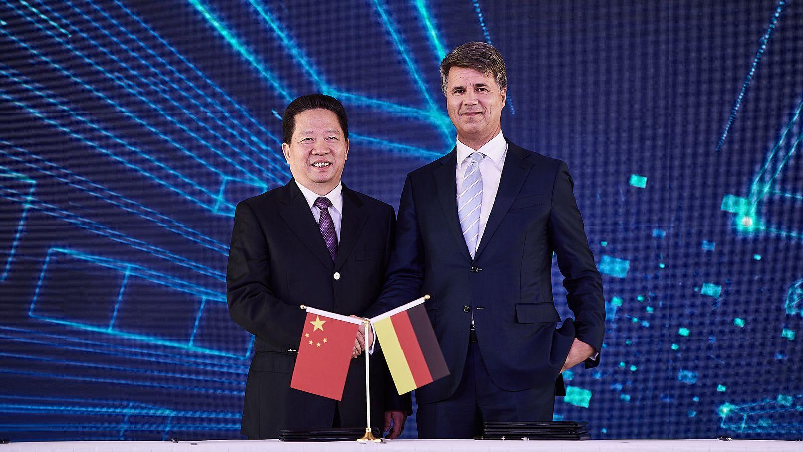 000 авто вгод: БМВ построит новый завод в«Поднебесной»