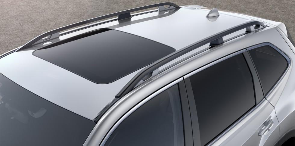Subaru Forester SK крыша