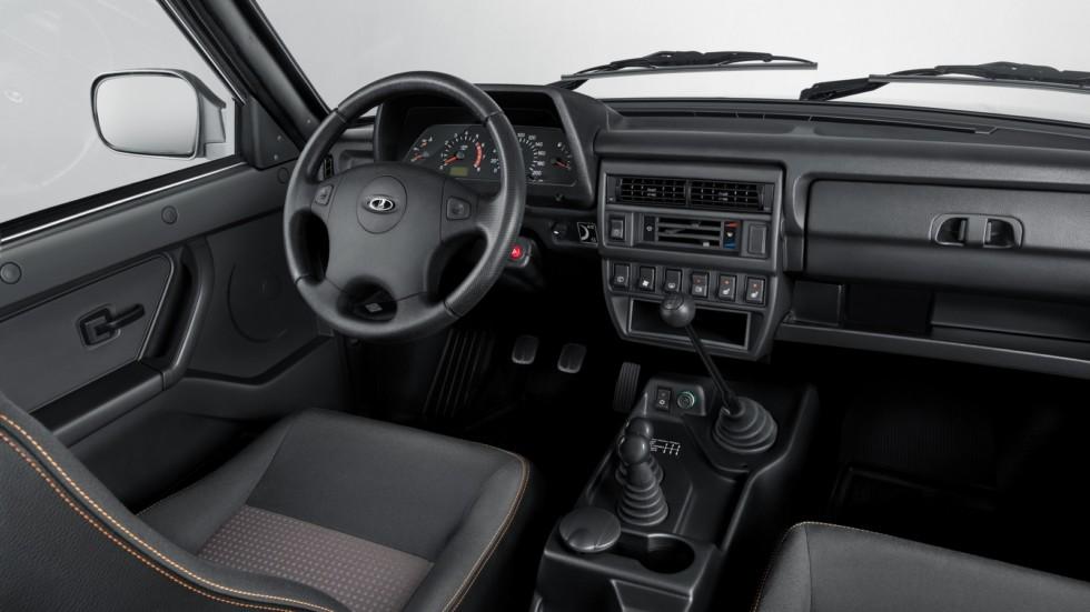 Торпедо Lada 4×4 Urban (21214-57) '10.2014–н.в.