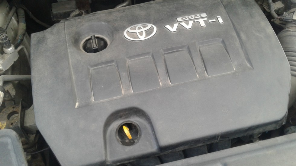 Toyota Corolla 150 двигатель (2)