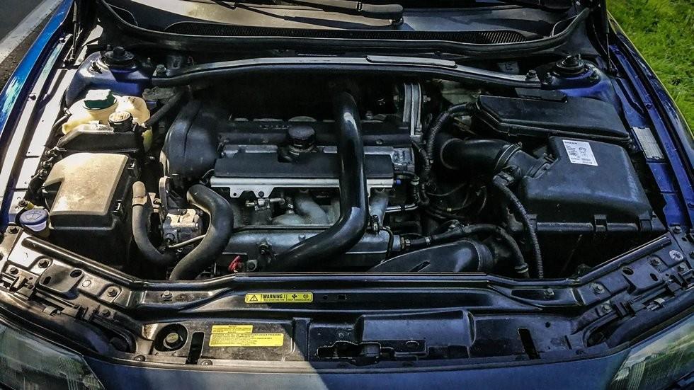 Volvo V70 XC двигатель
