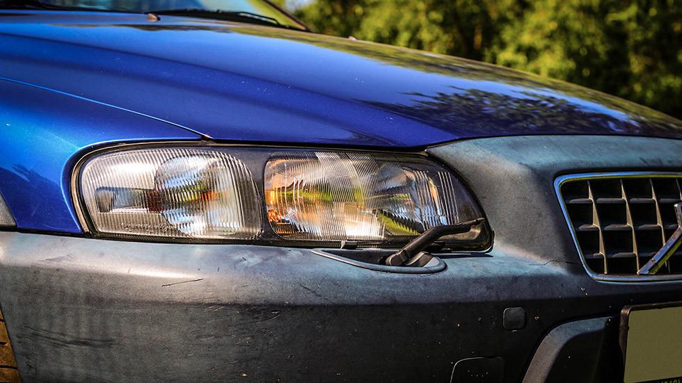 Volvo V70 XC фара