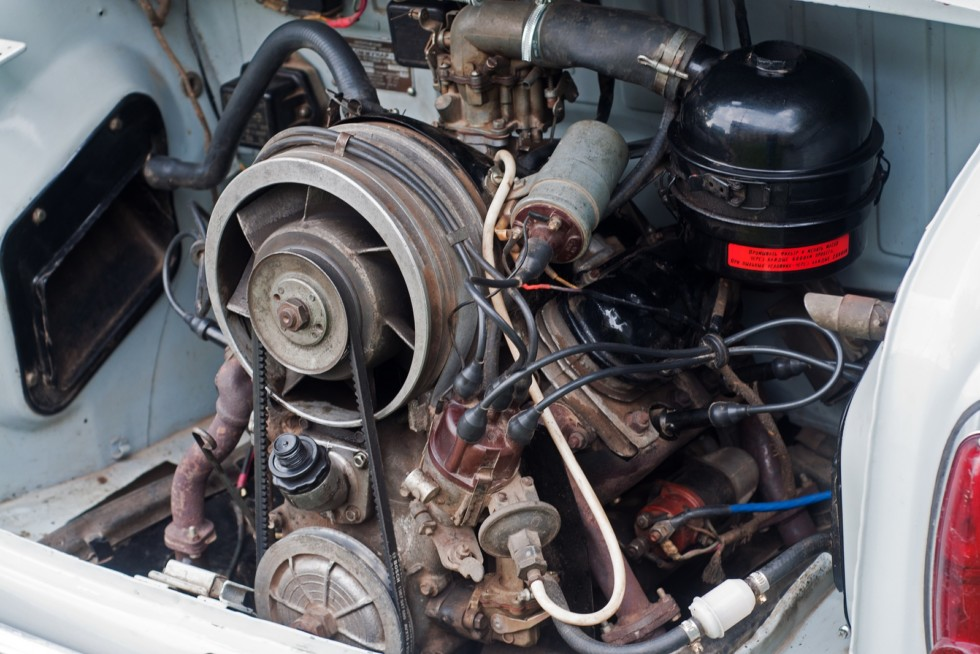 ЗАЗ 965А двигатель