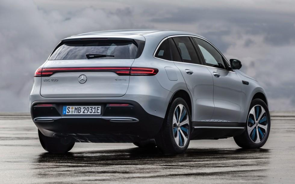 Mercedes-Benz привезёт в Россию электрический кроссовер EQC, но придётся подождать