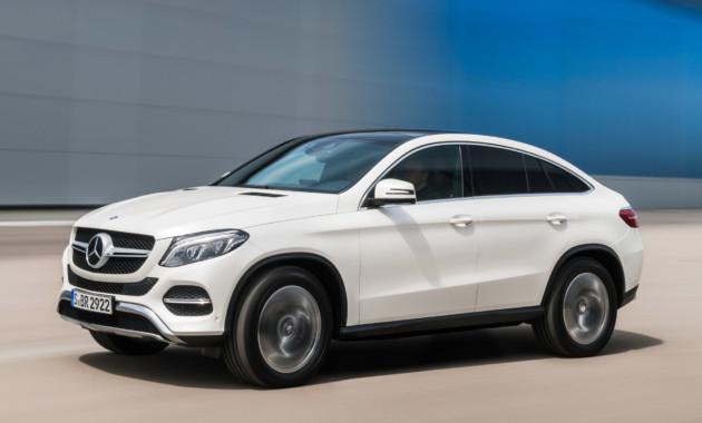 Mercedes отзывает 1,2 тысячи авто на российском рынке