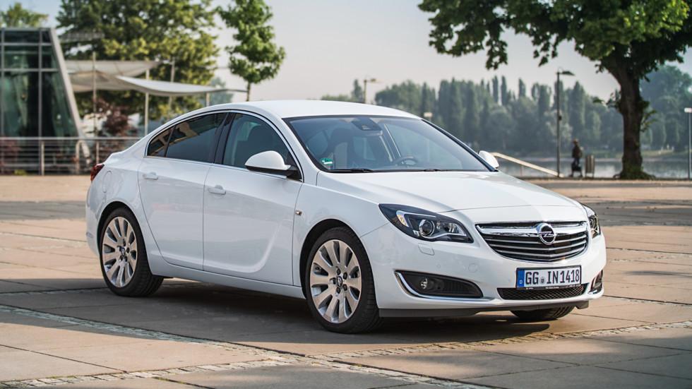 На фото: Opel Insignia