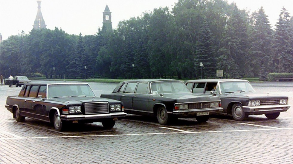 Представительские лимузины ГАЗ и ЗИЛ всегда оснащались гидромеханической трансмиссией