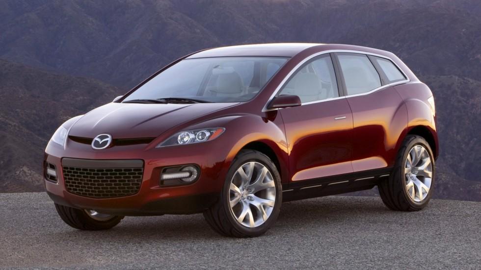 1 Mazda MX-Crossport Concept '01.2005