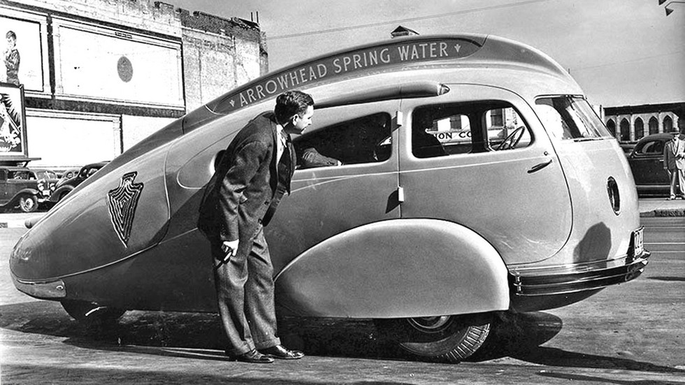 трехколесный вагончик Arrowhead