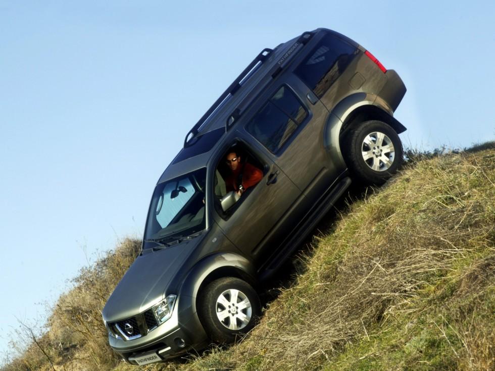 Nissan Pathfinder (R51) '2004–10