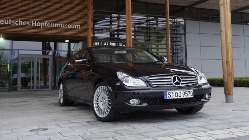 Mercedes-Benz CLS 350 CGI (C219) '2006–07.2010