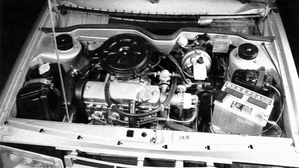 Двигатель 2108 объемом 1,3 литра