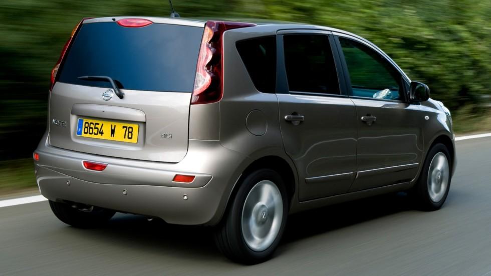 Nissan Note (E11) '2009–13