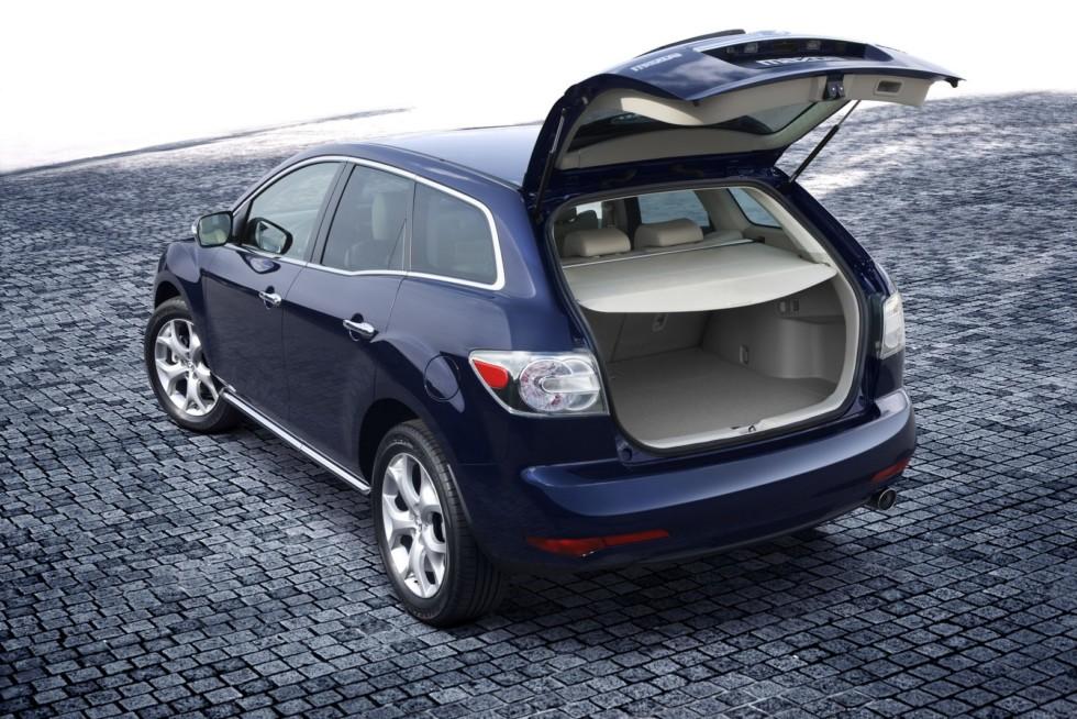 Багажник Mazda CX-7 '2009–12
